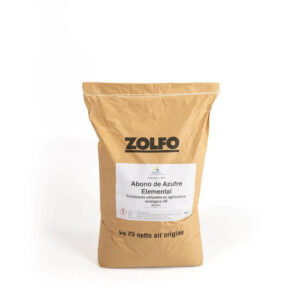 Azufre mineral elemental de 25 kilos