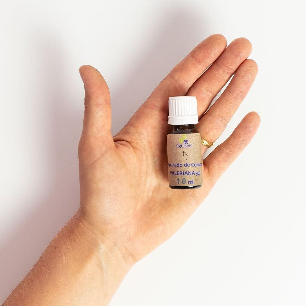 Envase preparado biodinámico Valeriana 507