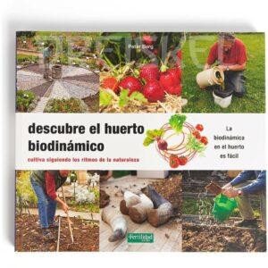 Libro Descubre el huerto biodinámico