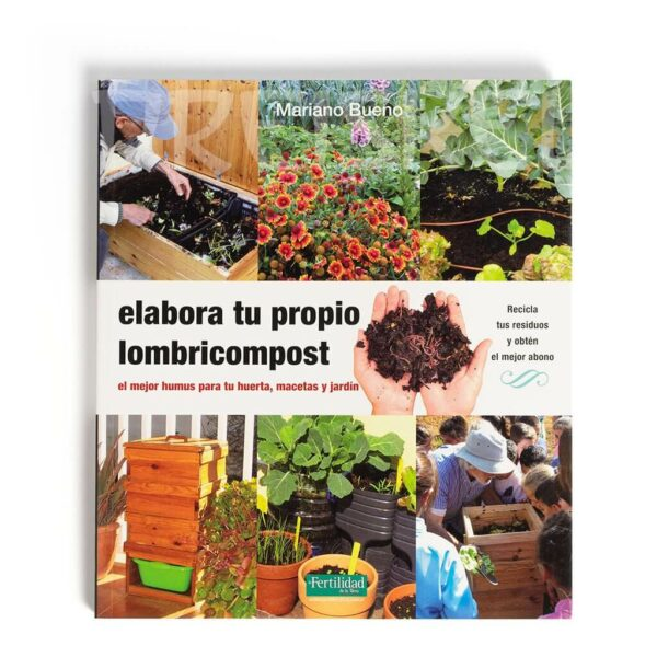 Libro Elabora tu propio lombricompost