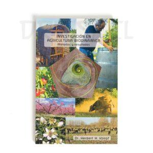 Libro Investigación en agricultura biodinámica