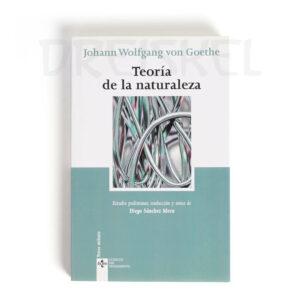 Libro Teoría de la naturaleza