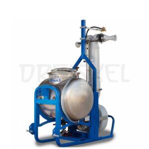 Máquina de dinamización Makato Nerthus 300 litros inox