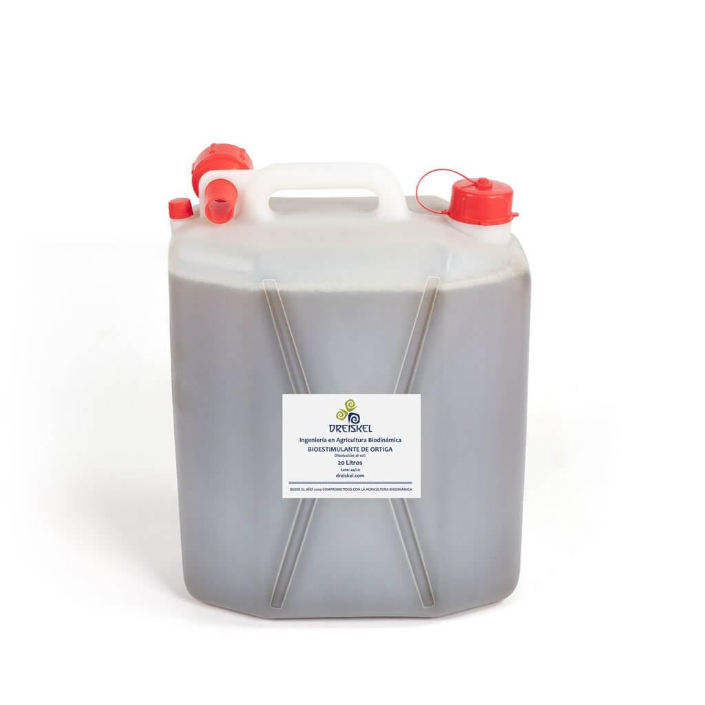 Bioestimulante de ortiga de 20 litros
