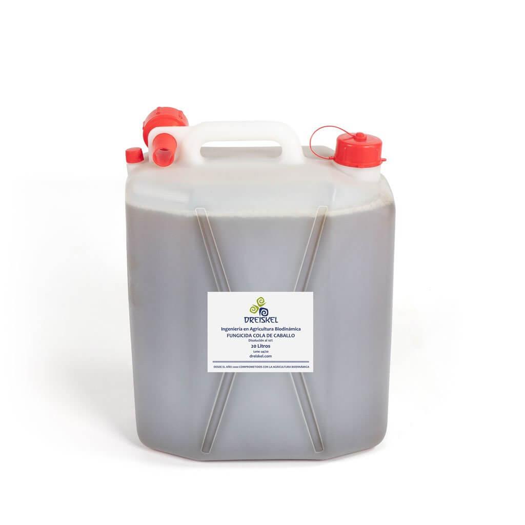 Fungicida de cola de caballo de 20 litros