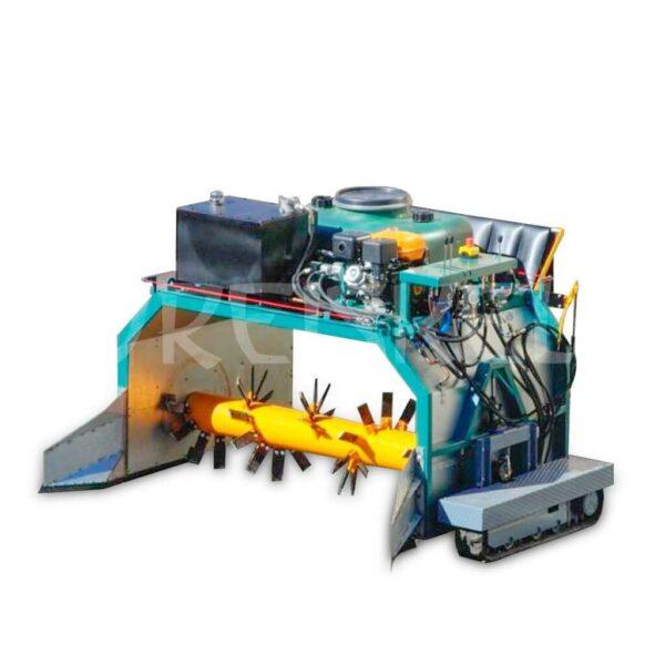 Volteadora de compost VCH 10