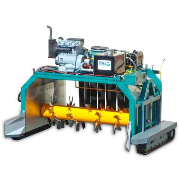 Volteadora de compost VCH 20